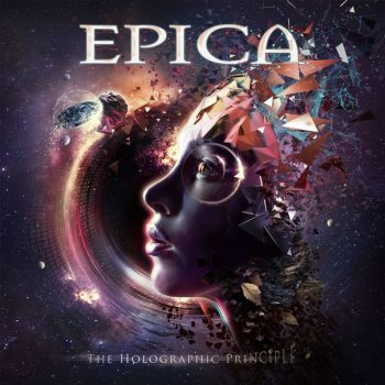 RockmusicRaider Review - Epica - The Holographic Principle - Album Cover