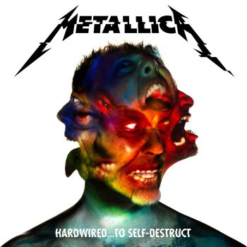 RockmusicRaider Review - Metallica - Hardwired To Self Destruct - Album Cover