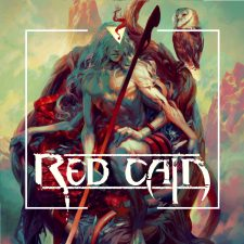 RockmusicRaider Newsflash - Red Cain - Red Cain - Album Cover