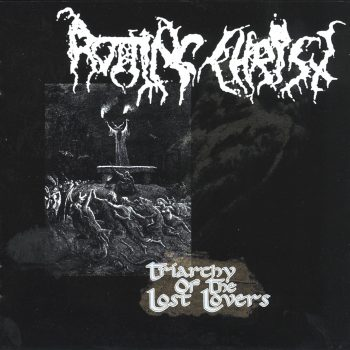 RockmusicRaider Review - Rotting Christ - Triarchy of the Lost Lovers - Album Cover