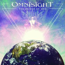 RockmusicRaider Newsflash - OmnisighT - The Power of One - Album Cover