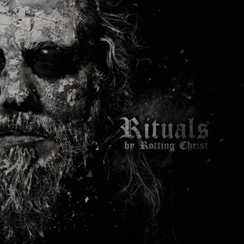 RockmusicRaider Review - Rotting Christ - Rituals - Album Cover