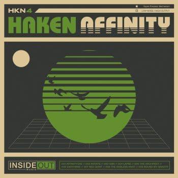 RockmusicRaider Review - Haken - Affinity - Album Cover