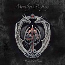 RockmusicRaider Newsflash - Moonlight Prophecy - Eternal Oblivion - Album Cover