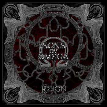 RockmusicRaider Review - Sons ov Omega - Reign - Album Cover