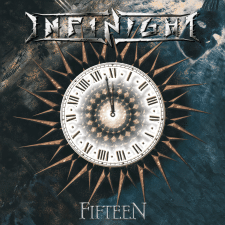 RockmusicRaider Newsflash - InfiNight - Fifteen - Album Cover