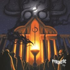 RockmusicRaider Newsflash - Pyroxene - EP - Album Cover