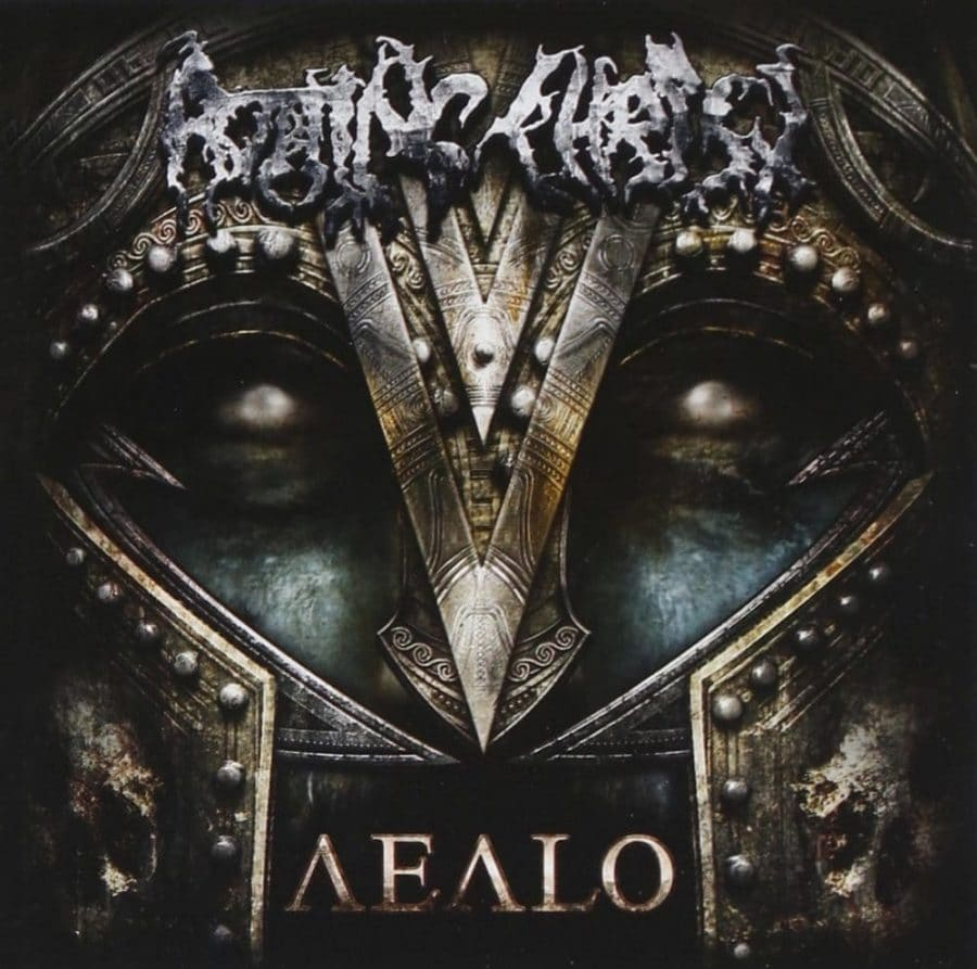 Rotting Christ Aealo 2010 Review Rockmusicraider