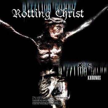 RockmusicRaider Review - Rotting Christ - Khronos - Album Cover