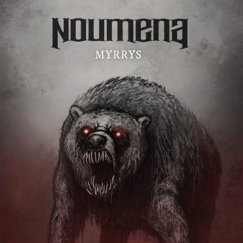 RockmusicRaider Review - Noumena - Myrrys - Album Cover