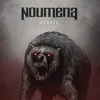 RockmusicRaider Review - Noumena - Myrrys - Album Cover