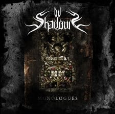 RockmusicRaider Newsflash - Ov Shadows - Monologues - Album Cover