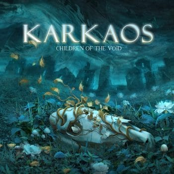 RockmusicRaider Review - Karkaos - Children of the Void - Album Cover