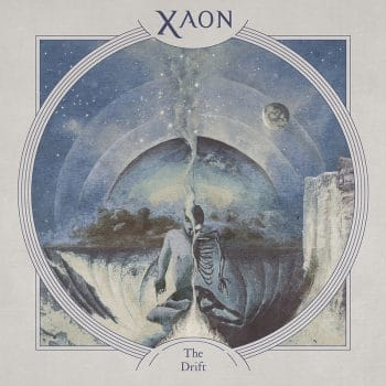 RockmusicRaider Review - Xaon - The Drift - Album Cover