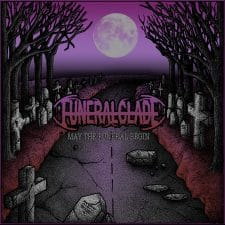 RockmusicRaider Newsflash - Funeralglade - May The Funeral Begin - Album Cover