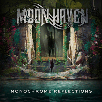 RockmusicRaider Review - Moon Haven - Monochrome Reflections - Album Cover