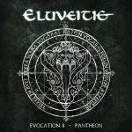 RockmusicRaider Review - Eluveitie - Evocation II - Pantheon - Album Cover