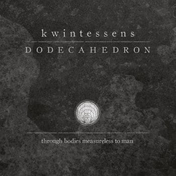 RockmusicRaider Review - Dodecahedron - Kwintessens - Album Cover