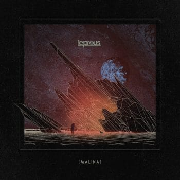 RockmusicRaider Review - Leprous - Malina - Album Cover
