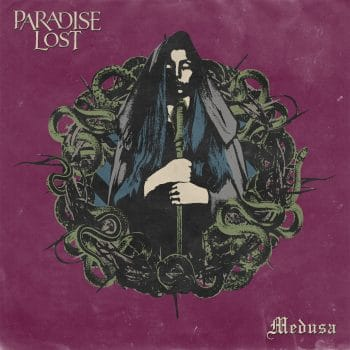 RockmusicRaider Review - Paradise Lost - Medusa - Album Cover