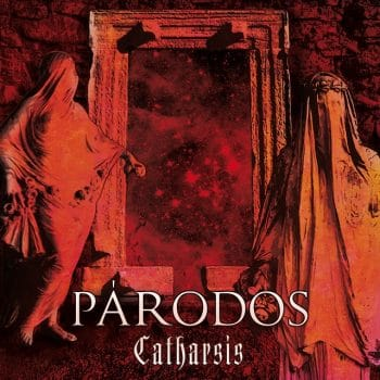 RockmusicRaider Review - Párodos - Catharsis - Album Cover