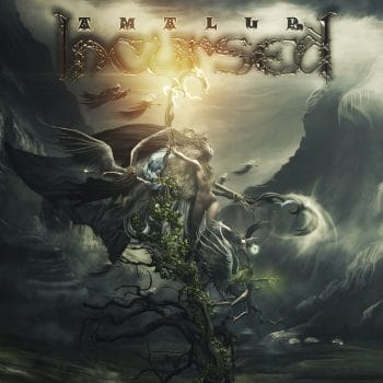 RockmusicRaider Review - Incursed - Amalur - Album Cover