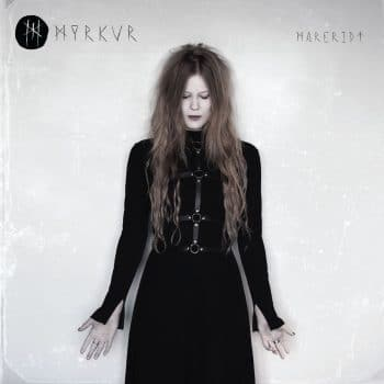 RockmusicRaider Review - Myrkur - Mareridt - Album Cover