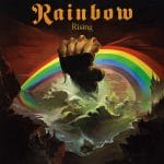 RockmusicRaider Review - Rainbow - Rising - Album Cover