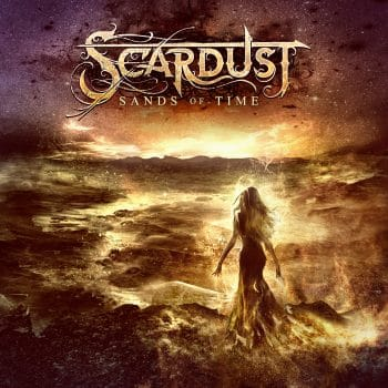 RockmusicRaider Review - Scardust - Sands of Time - Album Cover