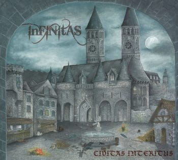 RockmusicRaider Review - Infinitas - Civitas Interitus - Album Cover