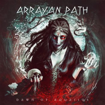 RockmusicRaider Review - Arrayan Path - Dawn of Aquarius - Album Cover