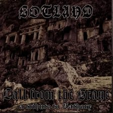 RockmusicRaider Newsflash - Gotland - Bathory Cover Call From the Grave - Artwork