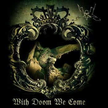 RockmusicRaider Review - Summoning - With Doom We Come - Album Cover