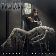 RockmusicRaider Newsflash - Malacoda - Ritualis Aeterna - Album Cover