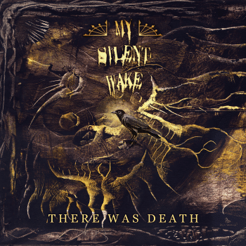 RockmusicRaider Review - My Silent Wake - There Was Death - Album Cover