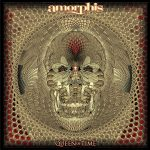 RockmusicRaider Review - Amorphis - Queen of Time - Album Cover