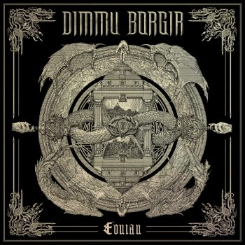 RockmusicRaider Review - Dimmu Borgir - Eonian - Album Cover