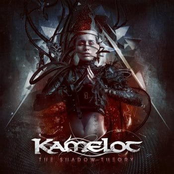 RockmusicRaider Review - Kamelot - The Shadow Theory - Album Cover