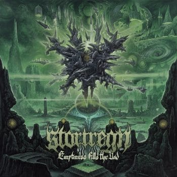 RockmusicRaider Review - Stortregn - Emptiness Fills The Void - Album Cover
