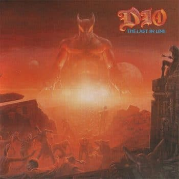 RockmusicRaider Review - Dio - The Last in Line - Album Cover