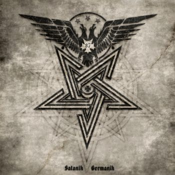 RockmusicRaider Review - Hanzel und Gretyl - Satanik Germanik - Album Cover