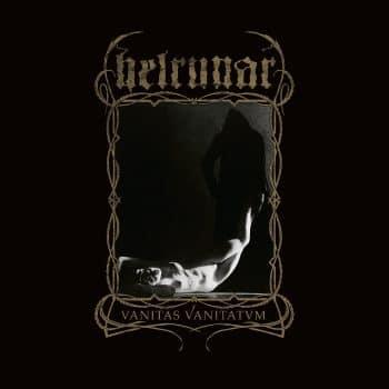 RockmusicRaider Review - Helrunar - Vanitas Vanitatum - Album Cover
