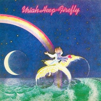 RockmusicRaider Review - Uriah Heep - Firefly - Album Cover