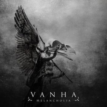 RockmusicRaider Review - Vanha - Melancholia - Album Cover