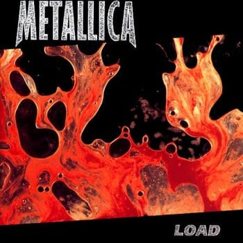 RockmusicRaider Review - Metallica - Album Cover
