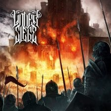 RockmusicRaider Review - Under Siege - Self-Titled - Album Cover