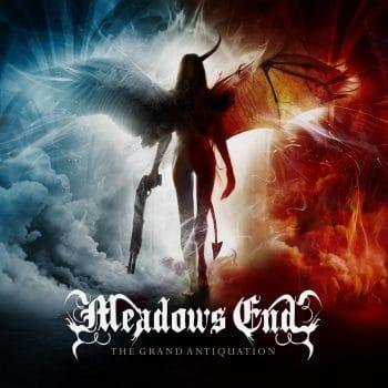 RockmusicRaider - Meadows End - The Grand Antiquation - Album Cover