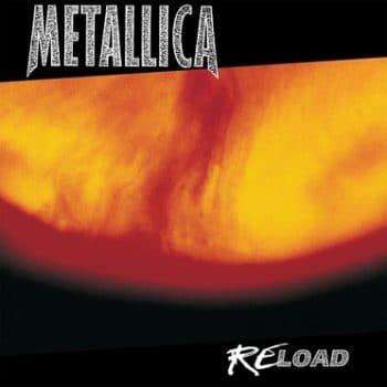 RockmusicRaider - Metallica - Reload - Album Cover