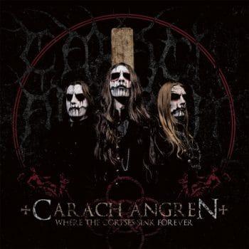 RockmusicRaider - Carach Angren - Where Corpses Sink Forever - Album Cover