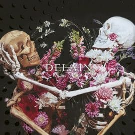 RockmusicRaider - Delain - Hunter's Moon - Album Cover